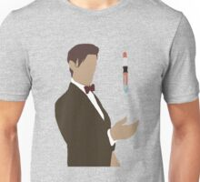 Doctor Who- Matt Smith 11th Sonic  Unisex T-Shirt
