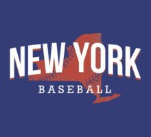 New York Baseball by JayJaxon