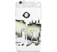 The Exercist iPhone Case/Skin