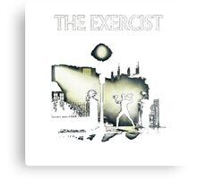 The Exercist Metal Print