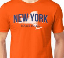 New York Baseball 2 Unisex T-Shirt