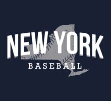 New York Baseball 3 by JayJaxon