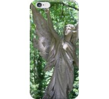 The Way to Heaven Angel iPhone Case/Skin
