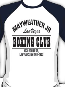 Mayweather Boxing Club T-Shirt