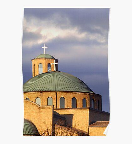 Greek Orthodox Church, HIgh St.  Poster