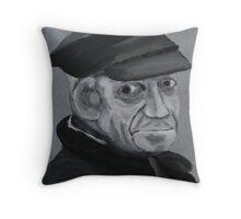 Helmut Schmidt Throw Pillow