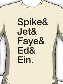 Bebop Crew T-Shirt