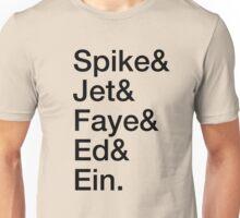 Bebop Crew Unisex T-Shirt