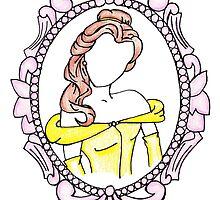 Belle Cameo by rhirhibeeee