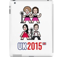 UK 2015 iPad Case/Skin