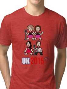 UK 2015 Tri-blend T-Shirt