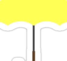 HIMYM umbrella  Sticker
