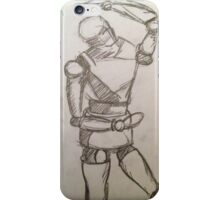 The Jointed Mannequin  iPhone Case/Skin