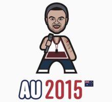 Australia 2015 by minipopicons