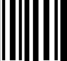 Barcode 1996 Sticker
