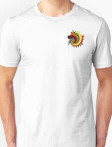 sd Tulips 8K Fractal Unisex T-Shirt