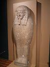 sarcophagus lid of Pa-di-Impu by WonderlandGlass