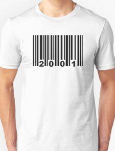 Barcode 2001 T-Shirt
