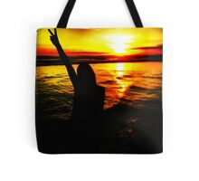 Summer Peace Tote Bag