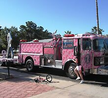 Pink Ribbon Tour by WhiteDove Studio kj gordon