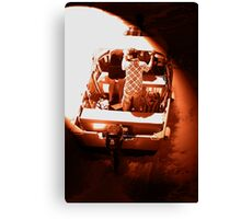 'Hold On Tight...To Your Dream' Canvas Print