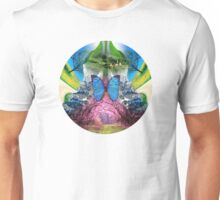 Gaia Earth Ring Unisex T-Shirt