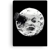 Trip to the Moon Canvas Print