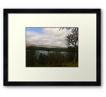 Donegal Lake Framed Print