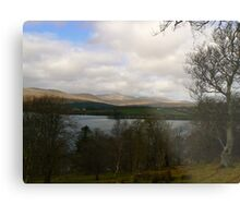 Donegal Lake Metal Print