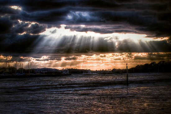 Shining Through by Greg Roberts