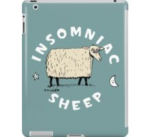 Insomniac Sheep iPad Case/Skin