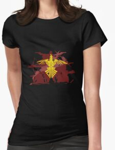 We have arrived - FF Type-0 Womens Fitted T-Shirt