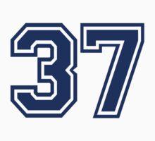 Number 37 Kids Tee
