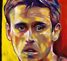 Nacho Monreal by ArsenalArtz