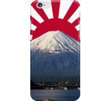 Land of the Rising Sun- Mt. Fuji iPhone Case/Skin
