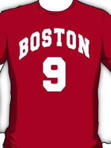 Jack Eichel - BU #9 - red jersey T-Shirt