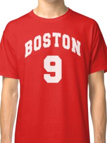 Jack Eichel - BU #9 - red jersey Classic T-Shirt