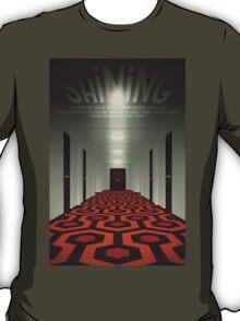 The Shining alternative movie poster T-Shirt