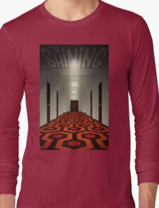 The Shining alternative movie poster Long Sleeve T-Shirt