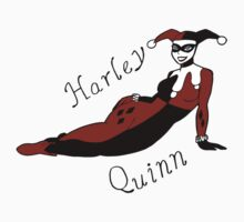 Harley Quinn by Chickadee65