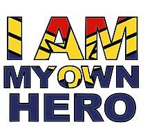 My Own Hero Captain Marvel by Sarah-AV-Taylor