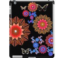Fluttering Gold iPad Case/Skin