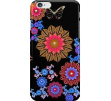 Fluttering Gold iPhone Case/Skin