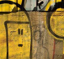 Graffiti 2 by Dawn Rossi