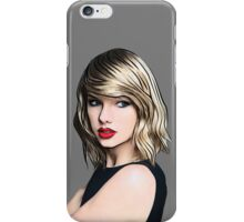 Taylor Swift Black iPhone Case/Skin