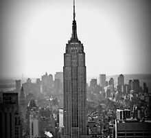 Empire State Building by Steve Hunter