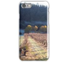 Apple Trees In Winter iPhone Case/Skin