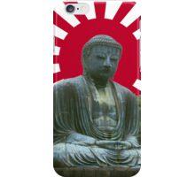 Land of the Rising Sun-Kamakura Buddha  iPhone Case/Skin