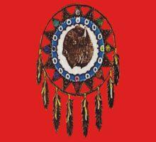 Buffalo Mandala by tkrosevear