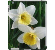Daffodil Duet iPad Case/Skin